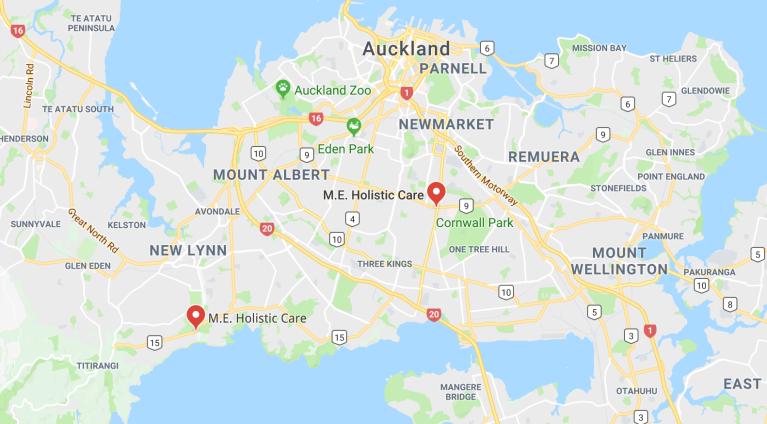 M.E. Holistic Care - Google Maps